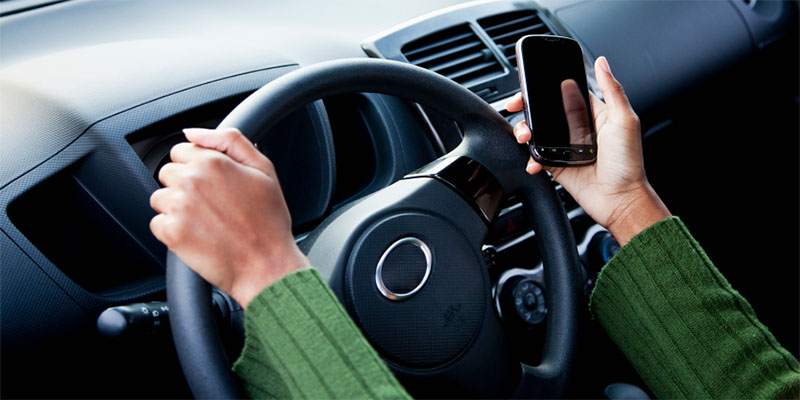 Distracted Driver Accident Lawyers