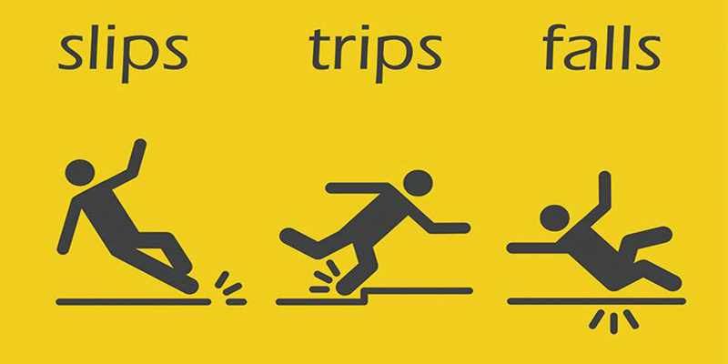 Slips and Falls